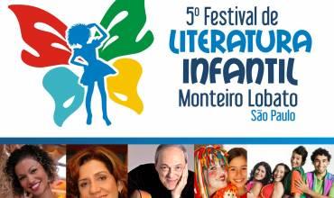 Festival de Literatura Infantil de Monteiro Lobato – SP e 1º Jornada Literária de Campos do Jordão